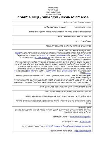 החלבון הישראלי נגד מלריה (2017)